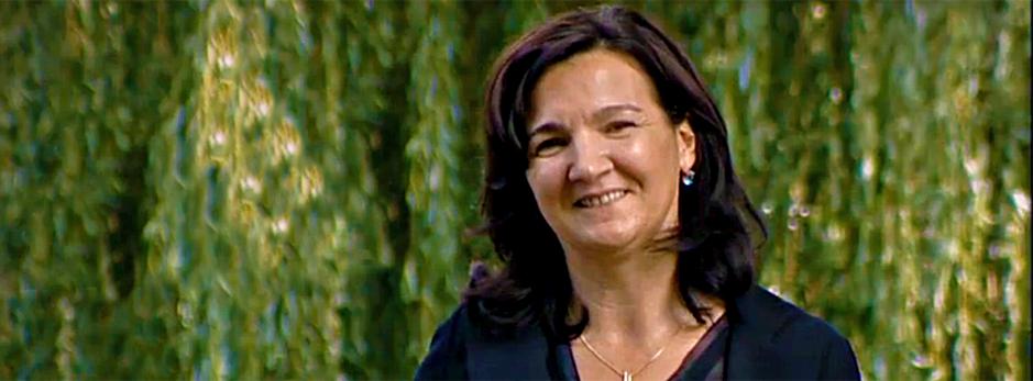 Françoise a construit avec Groupama Paris Val-de-Loire un équilibre vie privée / vie pro.