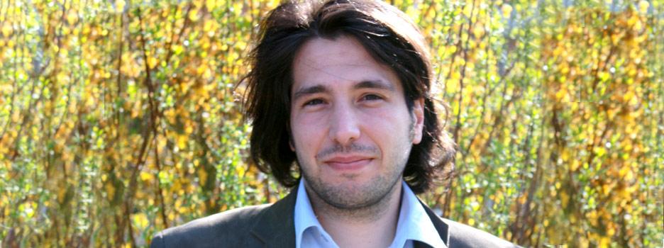 Benjamin met sa passion des mathématiques au service de Groupama Nord-Est.